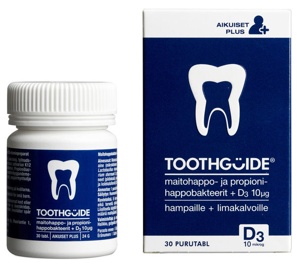 Tooth Guide Plus aikuiset