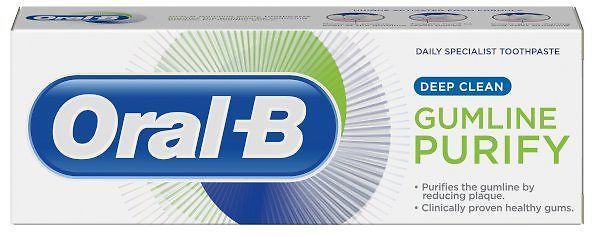 Oral-B Gumline Purify Deep Clean -hammastahna