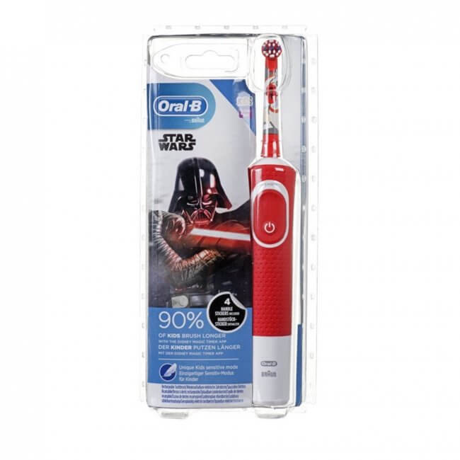 Oral-B Stages Power Star Wars sähköhammasharja
